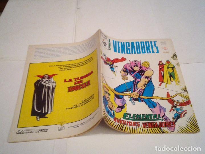 Cómics: LOS VENGADORES - VERTICE - VOLUMEN 2 - COMPLETA - 50 NUMEROS - MUY BUEN ESTADO -CJ 83 - GORBAUD - Foto 53 - 118022231