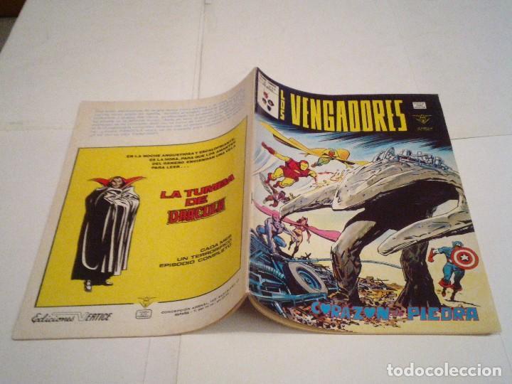 Cómics: LOS VENGADORES - VERTICE - VOLUMEN 2 - COMPLETA - 50 NUMEROS - MUY BUEN ESTADO -CJ 83 - GORBAUD - Foto 54 - 118022231