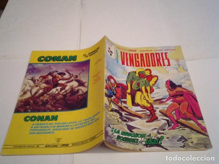 Cómics: LOS VENGADORES - VERTICE - VOLUMEN 2 - COMPLETA - 50 NUMEROS - MUY BUEN ESTADO -CJ 83 - GORBAUD - Foto 56 - 118022231