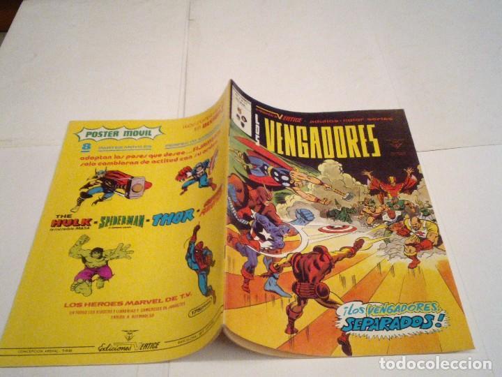 Cómics: LOS VENGADORES - VERTICE - VOLUMEN 2 - COMPLETA - 50 NUMEROS - MUY BUEN ESTADO -CJ 83 - GORBAUD - Foto 57 - 118022231