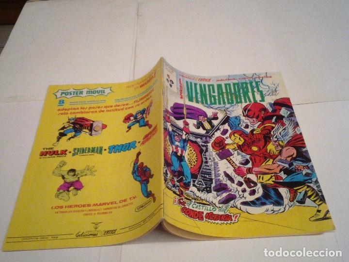 Cómics: LOS VENGADORES - VERTICE - VOLUMEN 2 - COMPLETA - 50 NUMEROS - MUY BUEN ESTADO -CJ 83 - GORBAUD - Foto 58 - 118022231