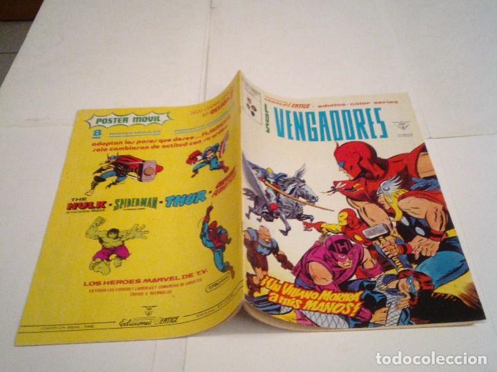 Cómics: LOS VENGADORES - VERTICE - VOLUMEN 2 - COMPLETA - 50 NUMEROS - MUY BUEN ESTADO -CJ 83 - GORBAUD - Foto 59 - 118022231