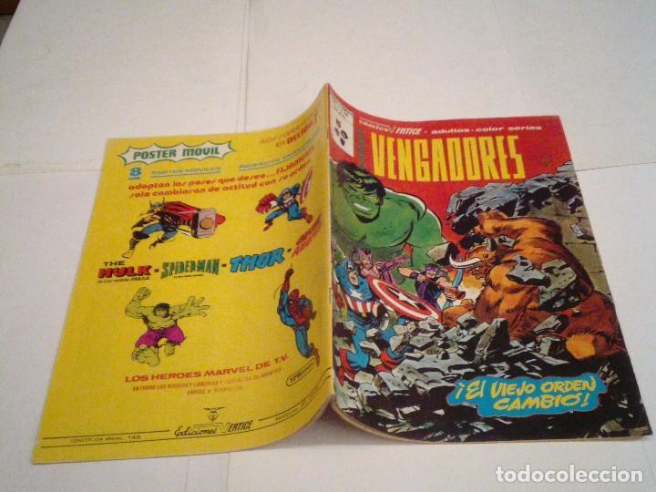 Cómics: LOS VENGADORES - VERTICE - VOLUMEN 2 - COMPLETA - 50 NUMEROS - MUY BUEN ESTADO -CJ 83 - GORBAUD - Foto 60 - 118022231