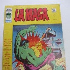 Cómics: LA MASA VOL. 3 Nº 17 - HULK VERTICE CS104. Lote 118154347