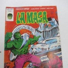 Cómics: LA MASA V 3 Nº 42 - HULK VERTICE CS104. Lote 118154539