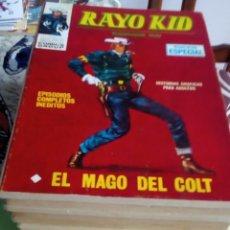 Cómics: RAYO KID N-3 AL 13 LEER DESCRIPCION. Lote 118158071