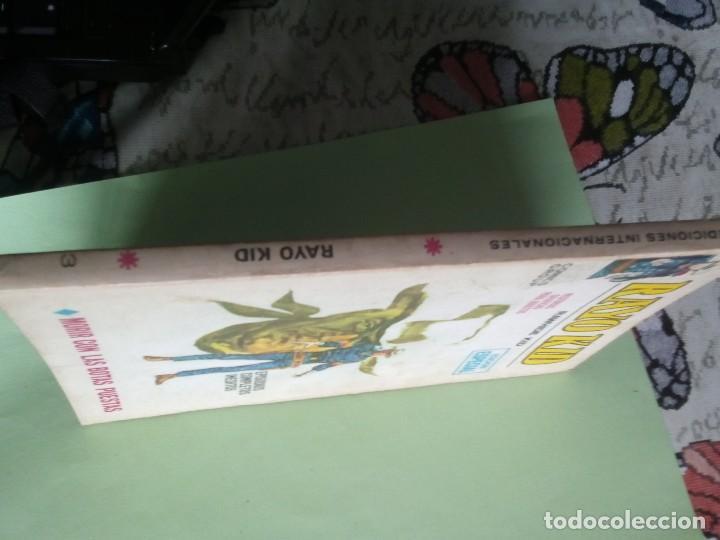 Cómics: RAYO KID N-3 AL 13 LEER DESCRIPCION - Foto 4 - 118158071