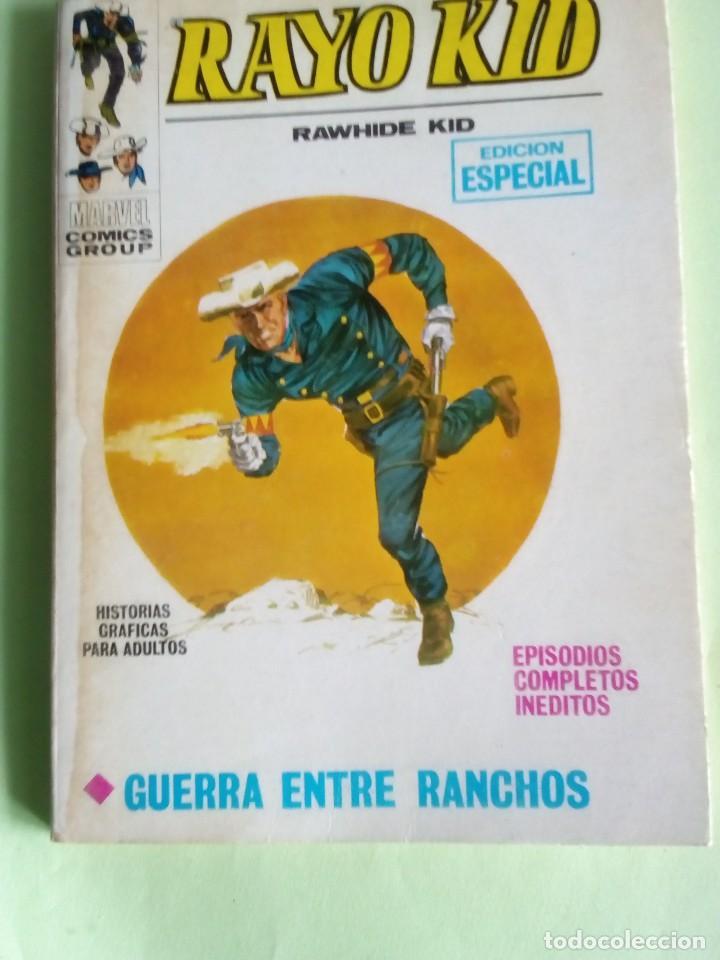 Cómics: RAYO KID N-3 AL 13 LEER DESCRIPCION - Foto 6 - 118158071
