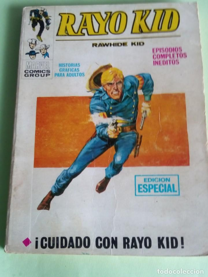 Cómics: RAYO KID N-3 AL 13 LEER DESCRIPCION - Foto 15 - 118158071