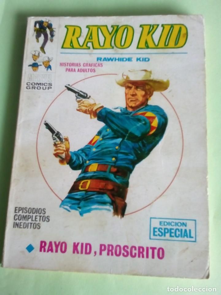 Cómics: RAYO KID N-3 AL 13 LEER DESCRIPCION - Foto 17 - 118158071