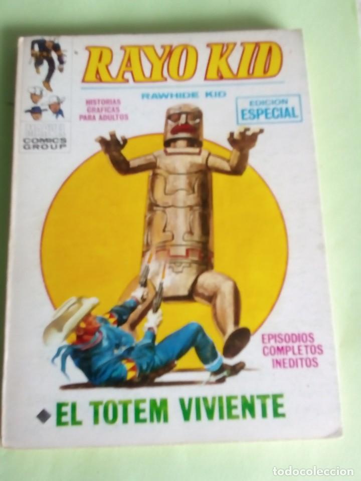 Cómics: RAYO KID N-3 AL 13 LEER DESCRIPCION - Foto 21 - 118158071