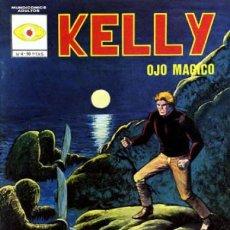 Cómics: KELLY OJO MÁGICO - MUNDICÓMICS- Nº 4 - EL EXTRAVAGANTE DR. DIAMOND-1981-M.BUENO-LEAN-8475. Lote 118186871
