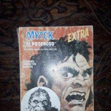 Cómics: MYTEK Nº 11 VERTICE TACO-COMPLETO-128 PGS-1969. Lote 118190039