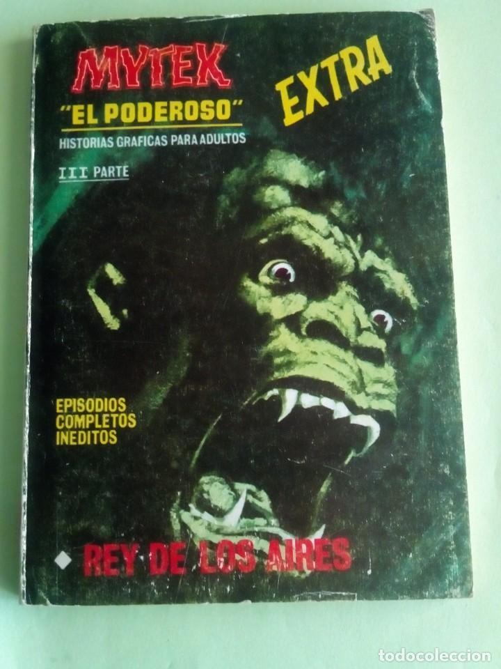 Cómics: MYTEK EL PODEROSO COLECCION COMPLETA N- 1 AL 14 - Foto 17 - 118194099