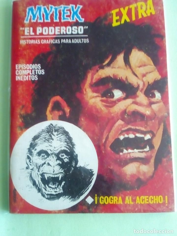 Cómics: MYTEK EL PODEROSO COLECCION COMPLETA N- 1 AL 14 - Foto 25 - 118194099