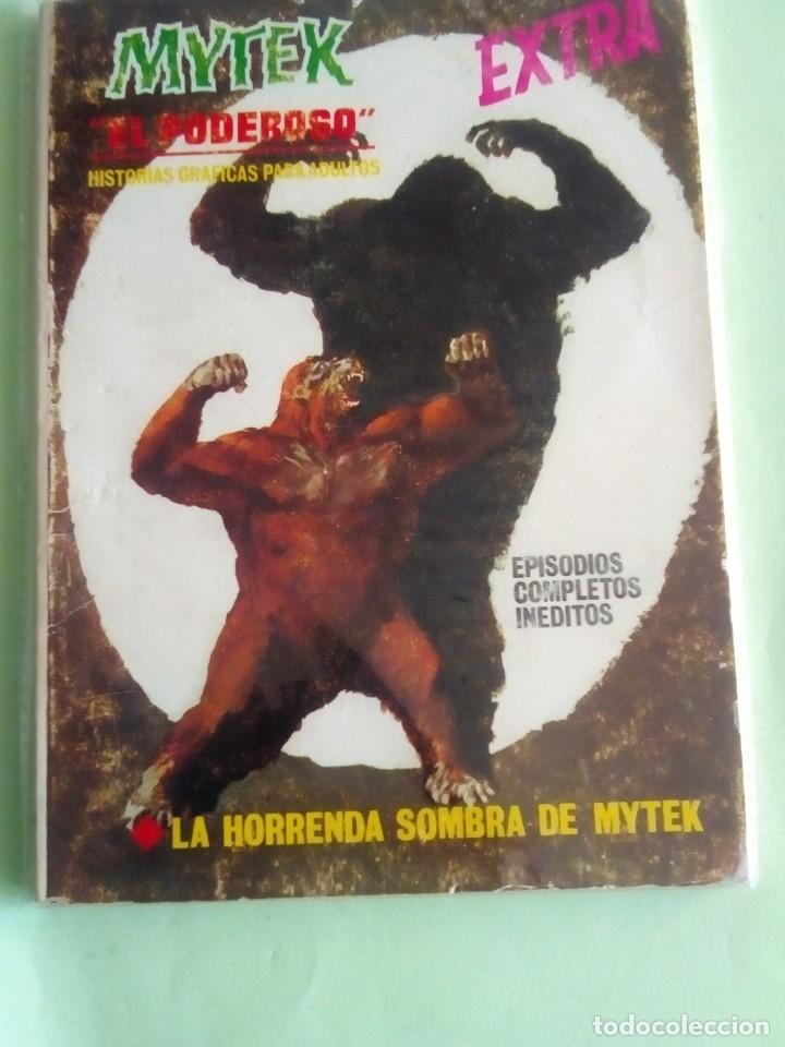 Cómics: MYTEK EL PODEROSO COLECCION COMPLETA N- 1 AL 14 - Foto 27 - 118194099