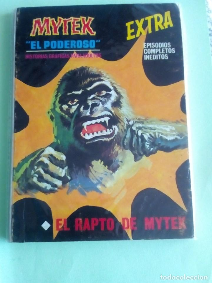 Cómics: MYTEK EL PODEROSO COLECCION COMPLETA N- 1 AL 14 - Foto 31 - 118194099