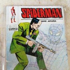 Cómics: CÓMIC SPIDERMAN,QUIEN ÉS CABEZA PLANA?-EDICIÓ ESPECIAL-MARVEL COMICS GROUP, EDICIONES VERTICE.N°51.. Lote 156851720