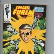 Cómics: VERTICE, CORONEL FURIA Nº14. Lote 118583835