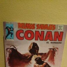 Cómics: CONAN EL BÁRBARO RELATOS SALVAJES,V 1,NUM 39. Lote 204980585