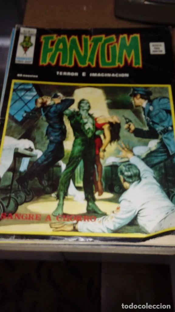 Cómics: Fantom Vol,2 completa 23 números. - Foto 2 - 118722187