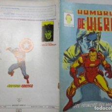 Cómics: TEBEOS Y COMICS: EL HOMBRE DE HIERRO Nº 1 (ABLN). Lote 118756951
