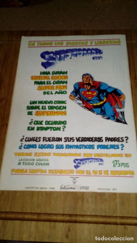 Cómics: Escalofrio Nº 67 último de la colección - Foto 2 - 118924583