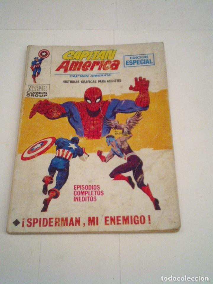CAPITAN AMERICA - VERTICE - VOLUMEN 1 - NUMERO 18 - CJ 84 - GORBAUD (Tebeos y Comics - Vértice - Capitán América)