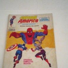 Cómics: CAPITAN AMERICA - VERTICE - VOLUMEN 1 - NUMERO 18 - CJ 84 - GORBAUD. Lote 119121339
