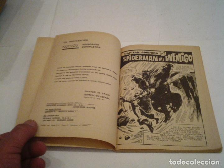Cómics: CAPITAN AMERICA - VERTICE - VOLUMEN 1 - NUMERO 18 - CJ 84 - GORBAUD - Foto 3 - 119121339