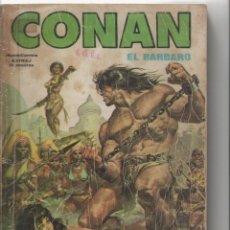 Cómics: CONAN EL BARBARO-EXTRA-B Y N-VERTICE-AÑO 1979-Nº 1-HISTORIA COMPLETA DE CONAN EL BUCANERO. Lote 119214391