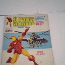 Cómics: EL HOMBRE DE HIERRO - VERTICE- VOLUMEN 1 - NUMERO 14 - BUEN ESTADO - CJ 86 - GORBAUD. Lote 119219383