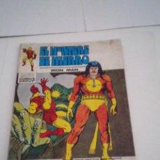 Cómics: EL HOMBRE DE HIERRO - VERTICE- VOLUMEN 1 - NUMERO 27 - BUEN ESTADO - CJ 86 - GORBAUD. Lote 119219879