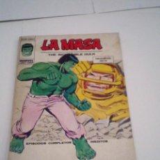 Cómics: LA MASA - VERTICE - VOLUMEN 1 -NUMERO 35 - CJ 11 - GORBAUD. Lote 119220403