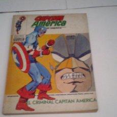 Cómics: CAPITAN AMERICA - VERTICE - VOLUMEN 1 - NUMERO 35 - BUEN ESTADO - CJ 84 - GORBAUD. Lote 119221419