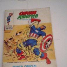 Cómics: CAPITAN AMERICA - VERTICE - VOLUMEN 1 - NUMERO 30 - CJ 101 - GORBAUD. Lote 119231307