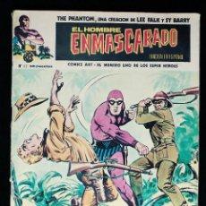 Comics: EL HOMBRE ENMASCARADO Nº 22 - VOLUMEN I - AÑO 1975 - ED VERTICE. Lote 119250715
