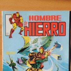 Cómics: HOMBRE DE HIERRO Nº 7. LINEA SURCO. 1983. Lote 119254927