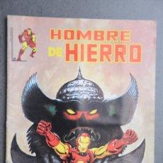 Cómics: HOMBRE DE HIERRO Nº 2. LINEA 83. 1983. Lote 119255091