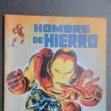 Cómics: HOMBRE DE HIERRO Nº 6. LINEA SURCO. 1983. Lote 119255291