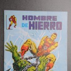 Cómics: HOMBRE DE HIERRO Nº 3. LINEA 83. 1983. Lote 119255707