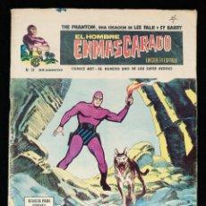 Cómics: EL HOMBRE ENMASCARADO Nº 38 - VOLUMEN I - AÑO 1977- ED VERTICE. Lote 119256191