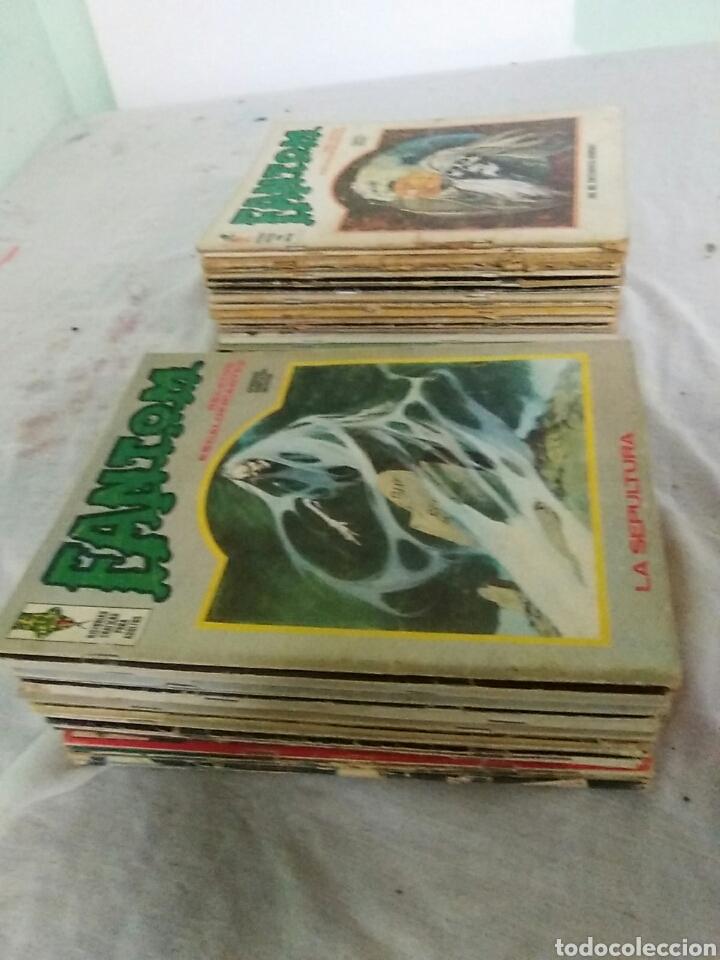 Cómics: Fantom vol. 1. 37 números. A falta del n. 29. Vertice - Foto 2 - 119261426