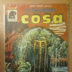 Cómics: EL HOMBRE COSA 3 Y 4.AÑO 1981.MUY CONSERVADOS Y CUIDADOS!!. Lote 119309891