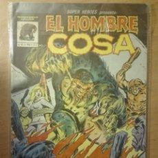 Cómics: EL HOMBRE COSA 4.AÑO 1981.MUY CONSERVADO Y CUIDADO!!. Lote 119309959