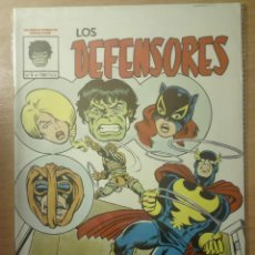 Cómics: LOS DEFENSORES NUMERO 5.IMPECABLE!!!. Lote 119310423