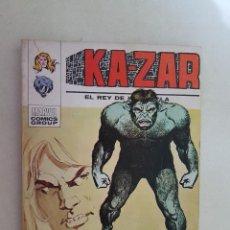 Cómics: KA-ZAR. Nº 3. VERTICE.. Lote 119365431