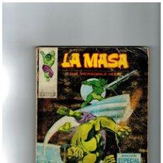 Cómics: LA MASA Nº 17 -TACO-. Lote 119393459