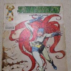 Comics : LOS 4 FANTASTICOS VERTICE 47. Lote 119396359