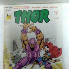 Cómics: TEBEO COMICS VÉRTICE THOR. VOL. 2 NUMERO 52. Lote 119464215